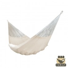 Mayan Net hammock Mexicana Écru - By the Hammock Shop of Canada