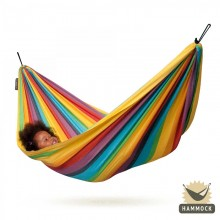 """Hammock for Kids"" La Siesta Iri - By the Hammock Shop of Canada"