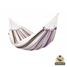"""Single hammock""  La Siesta Caribeña Purple - By the Hammock Shop of Canada"