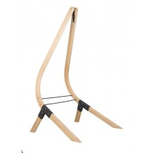 Wood Stand for Kingsize Hammock Chairs Vela La Siesta - By the Hammock Shop of Canada