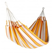 """Single hammock"" Naya Nayon DreamCatcher (Sun) - By the Hammock Shop of Canada"