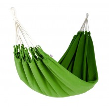 """Single hammock"" Naya Nayon La Chagra (Green) - By the Hammock Shop of Canada"