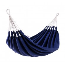"""Single hammock"" Naya Nayon La Chagra (Blue) - By the Hammock Shop of Canada"