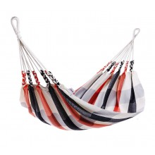 Double hammock Naya Nayon Tribe (Orange) - from your hammocks shop in Canada